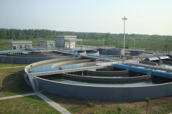 上海污水厂处理效果