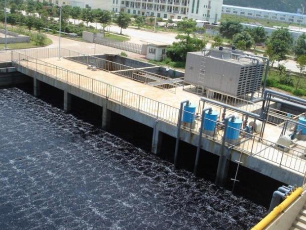 湖南污水厂处理效果