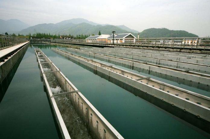 浙江城市污水水处理案例